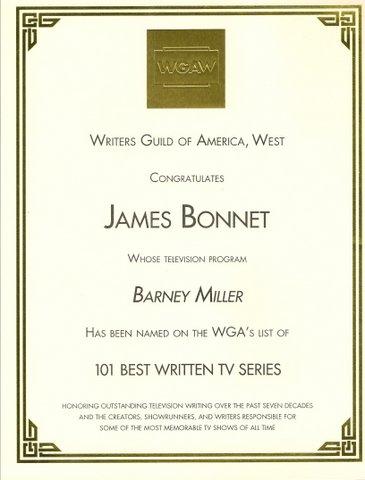 WGA Award